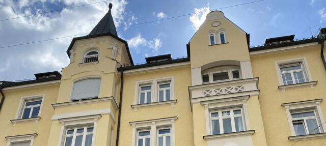 Wohnhaus der Pfennigparade